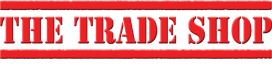 The Trade Shop Homepage