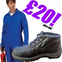 Get Suited & Booted! - For Just £20 !!