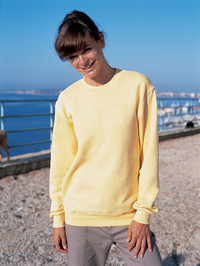 Fruit Of The Loom Set-In Sweatshirt