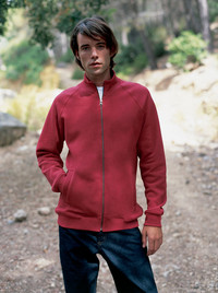 Fruit Of The Loom Sweatshirt Jacket