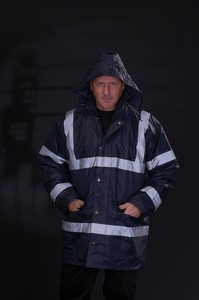 Security Jacket - It's a Steal at This Price!