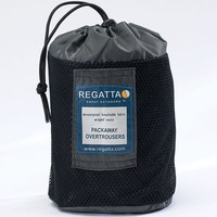 Regatta Packaway Overtrousers - Waterproof & Breathable!