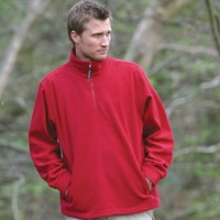 Regatta Thor - Overhead Fleece Jacket - Great Value!