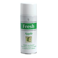 Evans Vanodine Fresh - Apple Concentrated Deodoriser, Air & Fabric Freshener - 400ml aerosol can