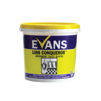 Evans Vanodine 1066 Deodorant Toilet Blocks - Yellow Dye, High Perfume - 3kg