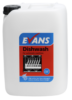 Show more information about Evans Vanodine Dishwash - Detergent For Automatic Single and Multi Tank Machines - 10ltr For Automatic Single and Multi Tank Machines - Leaves Crockery Clean and Bright...