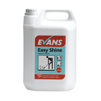 Evans Vanodine Easyshine - Multi-Purpose Floor Polish, Cleaner and Maintainer - 5ltr