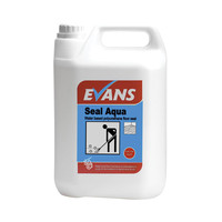Evans Vanodine Sealaqua Water Based Polyurethane Floor Seal 5ltr