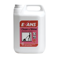 Evans Vanodine Clean and Shine - Floor Maintainer - 5ltr