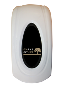 Evans Vanodine Evolve Foam Soap Cartridge Dispenser 1ltr