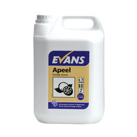 Evans Vanodine Apeel - Citrus Multi Purpose Cleaner & Degreaser - 5ltr