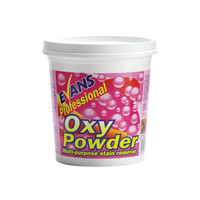 Evans Vanodine Oxy Powder - Multi Purpose Stain Remover - 1kg