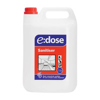 Evans Vanodine e:dose Super Concentrated Sanitiser 5ltr