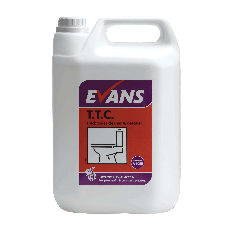 Evans Vanodine T T C Heavy Duty Toilet Descaler