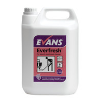Evans Vanodine Everfresh - Pot Pourri Daily Use Neutral Toilet Cleaner - 5ltr