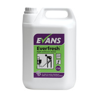 Evans Vanodine Everfresh - Apple Fragrance Daily Use Neutral Toilet Cleaner - 5ltr