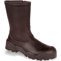 Vtech Arctic - Sub Zero - Black Luxury Zip-Sided Safety Boot - Sizes 6-15 - High Quality Warm Footwear!