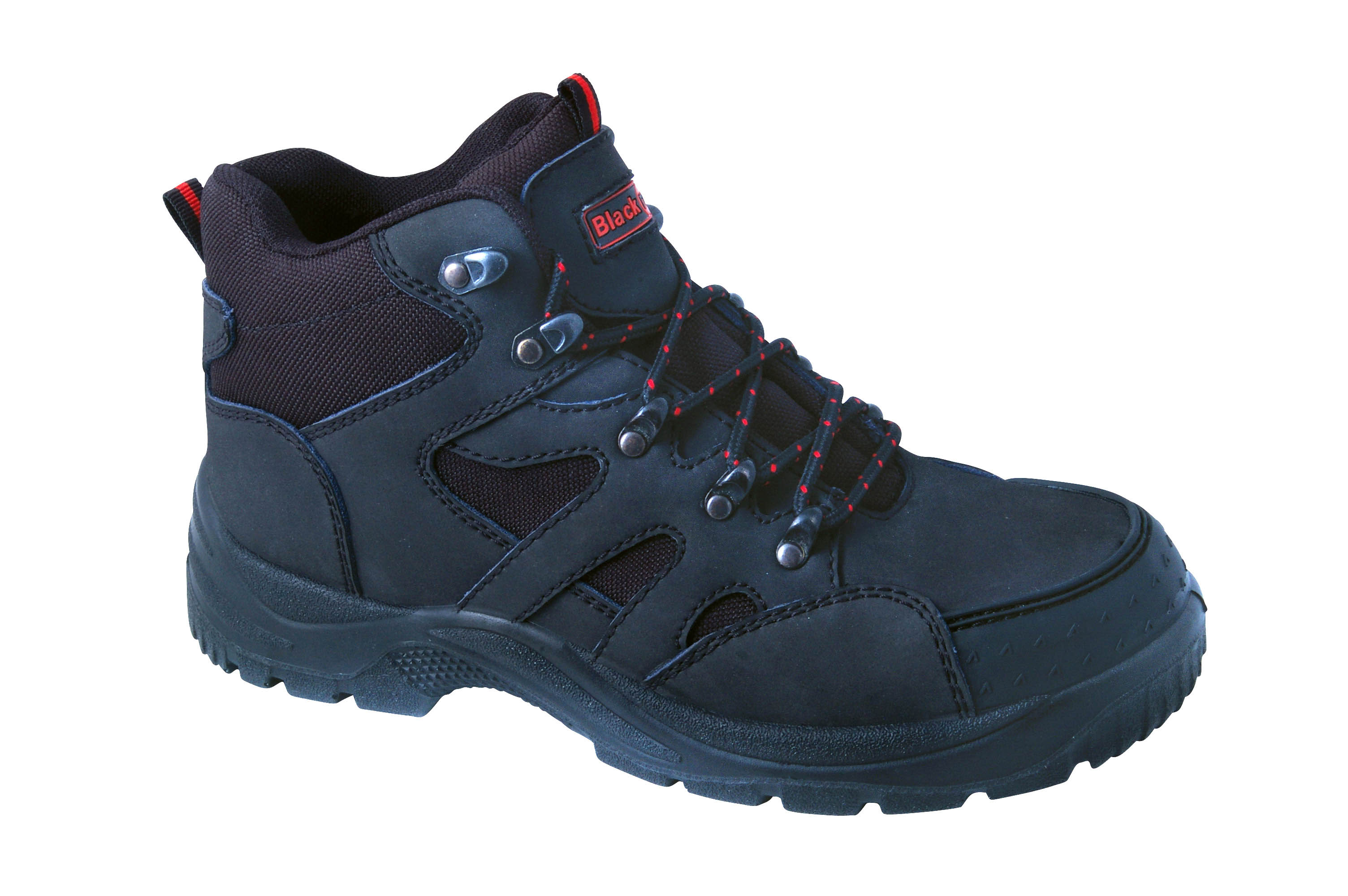 Blackrock Black Saftey Shoes