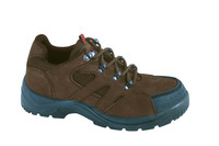 Blackrock Brown Stormforce Safety Trainer - Available in Sizes 3-13