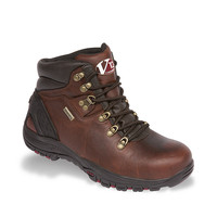 Vtech Storm - V12 - Brown Waterproof Hiker - A Safety Boot for all Seasons!