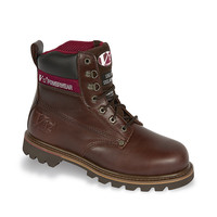 Vtech Boulder V12 Rich Mahogany Derby Safety Boot