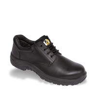 Vtech Tiger VR6 Black Derby Safety Shoe