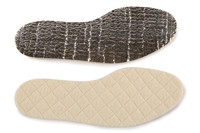 Vital Insulated Footbed - Pair - Available In Sizes 4-13