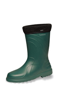 Vital Luna Ivy Green Lite-Air PVC Lined Non-Safety Wellington Boot - Available In Sizes 3-8
