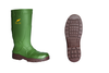 Show more information about Vital Alpha Green Non-Safety PU Wellington Boot - Available In Sizes 3-12 Last Upto 3 Times Longer Than Normal PVC Wellingtons, Resists Oils, Disinfectants and Manure...