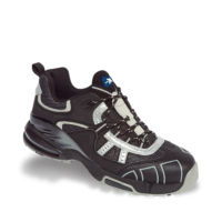 Vital X Airflow Black Extreme Safety Trainer - Available in Sizes 6-12