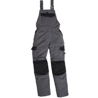 Panoply Mach5 Spirit Work Dungarees - with kneepad pockets