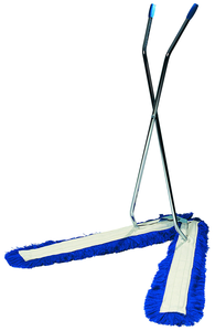 Contico DBVS Dust Beater V-Mop Scissor Action Sweeper