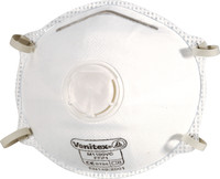 Venitex M1100V FFP1 Face Masks with Valve - Pack of 10