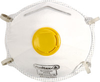 Venitex M1200V FFP2 Moulded Face Masks with Valve - Pack of 10