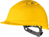 Venitex Quartz I Safety Helmet - Available In Blue, Yellow and White