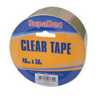Clear Packaging Tape 48mm x 50m