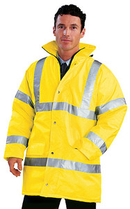 Dickies Hi-Visibility Motorway Safety Jacket