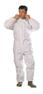 PE Coated Disposable Coverall