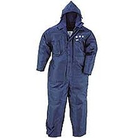 Delta Igloo II Overall - Polyester/Cotton Coverall with 3M Thinsulate Quilted Lining - Navy