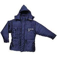 Delta Laponie II Jacket - Polyester/Cotton with 3M Thinsulate Quilted Lining - Navy