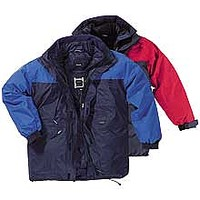 Delta Plus Alaska 2 in 1 Water Resistant Jacket