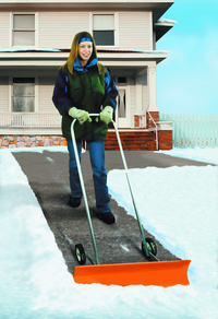 Snoblade One Man Snow Plough