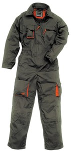 Panoply Mach2 Boilersuit with knee pad pockets and 9 additional pockets