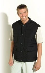 Regatta Jay Bodywarmer - Water Repellant - Quilted Outer - 6 Pockets - 3 Colour Choices