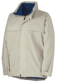 Regatta Newman Jacket - Waterproof - Breathable - Fleece Lined Upper - 2 Tone - 2 Colour Choices