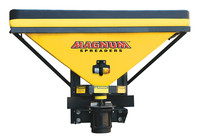 Magnum S575P 160kg Capacity Mounted Motor Powered Rock Salt Spreader
