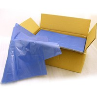 Strong Refuse Sacks (18 x 29 x 39'') - Blue - Carton of 200 Bin Bags