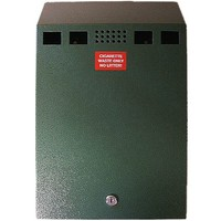 Cigarette Butt Disposal Bin - Large Wall Mounted Ashtray - 3 Colour Choices