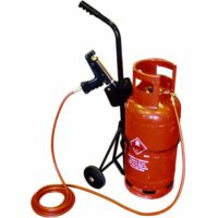 PCT Gas Cylinder Trolley