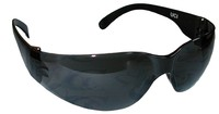 UCI Smoke Java Safety Glasses - Class 1 Optical Hard Coated Specs